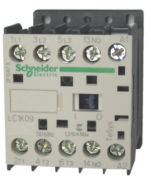 LC1K0901G7 2?1434947226 schneider electric lc1k09 01g7 3 pole miniature contactor schneider electric contactor wiring diagrams at bayanpartner.co