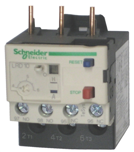LRD10 Schneider Electric Telemecanique Overload Relay