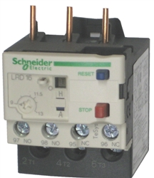 Schneider Electric LRD16 Overload Relay