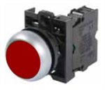 Eaton M22-D-R-K01 Red Pushbutton