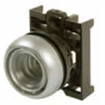 Eaton M22-DR-X Blank Maintained Pushbutton