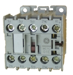 GE MC1C 01E 3 pole miniature contactor
