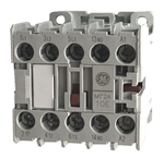 GE MC2A 10E 3 pole miniature contactor