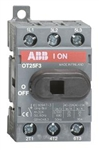 ABB OT25F3 25 AMP Disconnect Swtich