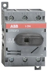 ABB OT63F3 63 AMP Disconnect Swtich