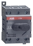 ABB OT80F3 80 AMP Disconnect Swtich