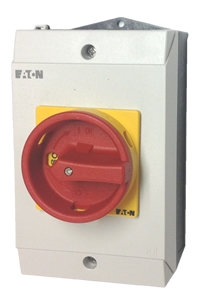 Eaton moeller p1 25 i2 svb 3 pole 25 amp disconnect switch for 3 phase motor disconnect switch