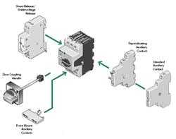 Motor Protector PKZM01 Moeller 0.63-1A PKZM0-1