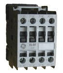 GE RL4RA022TJ 4 pole IEC Rated Control Relay