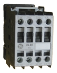 GE RL4RA031TJ 4 pole IEC Rated Control Relay