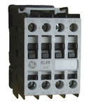 GE RL4RA040T1 4 pole IEC Rated Control Relay