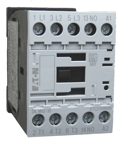 XTCE012B10 2?1495633083 xtce012b10 eaton contactor rated at 12 amps with an ac or dc coil
