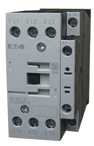 XTCE032C10TD 2?1495539629 xtce032c10td eaton contactor rated at 32 amps with an 24 volt dc coil