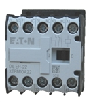 Eaton XTRM10A22W 4 pole Miniature Relay