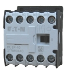 Eaton XTRM10A40 4 pole Miniature Relay