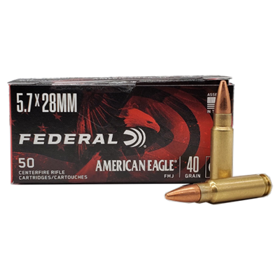 American Eagle 40 GR. Full Metal Jacket - 5.7x28