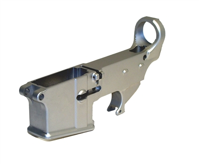 AR15 80% Lower Receiver - No Finish