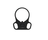 AR15 Receiver End Plate w/ Ambi Sling Loops