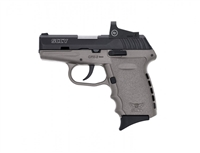 SCCY CPX-2 9mm Pistol With Red Dot - Grey/Black