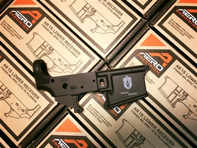 Reading Armament Stripped Lower Receiver (Forged)