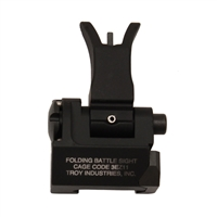 Troy Industries Front Folding Style M4 Sight Black - Flip