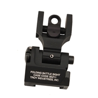 Troy Industries Rear Battle Sight Black - Flip