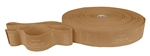 "CanDo Multi-Gripâ""¢ Exerciser 30 Yard Roll, XX-Light, Tan"