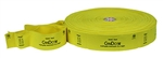 "CanDo Multi-Gripâ""¢ Exerciser 30 Yard Roll, X-Light, Yellow"