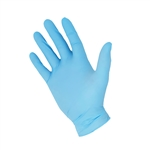 Blue Nitrile Exam Gloves 100/Pack