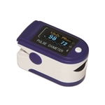 "Contecâ""¢ Fingertip Pulse Oximeter with OLED Color Display CMS50DA"
