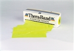 Thera-Band 6 Yard Roll, Yellow Thin