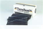 Thera-Band 6 Yard Roll, Black Special Heavy