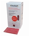 Thera-Band 30-band Dispenser Pack, Red Medium