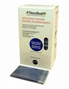 Thera-Band 30-band Dispenser Pack, Blue Extra Heavy