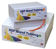 REP Band 100' Tubing Level 3 Green