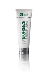 Biofreeze Professional 4 oz Gel Tube Colorless