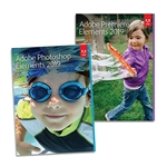 Adobe Photoshop & Premiere Elements 2019 Edu STE (Perpetual) -MLP -Academic -BOX