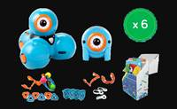 Dash Robot STEM Classroom Pack -Commercial -BOX