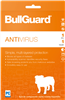 BullGuard Antivirus 2018 Activation Card 1 Year / 1 PC English/French  -WIN -Commercial -BOX
