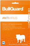 BullGuard Antivirus 2018 1 Year / 1 PC  -WIN -Commercial -ESD
