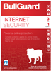 BullGuard Internet Security 2018 OEM Activation Card 1 Year / 3 PCs English/French  -WIN -Commercial -BOX