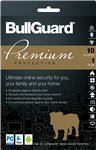 BullGuard Premium Protection 2018 Activation Card 1 Year / 10 Devices English/French  -MAC/WIN/ANDRIOD -Commercial -BOX
