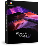 Corel Pinnacle Studio 20 Standard ENG/FR -Box