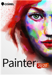 Corel Painter 2020 Single User Education Lic  -Academic -ESD Win