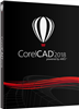 CorelCAD 2018 ML (DVD case) -Commercial -BOX Win