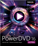 CyberLink PowerDVD 16 Ultra  -WIN -Commercial -ESD