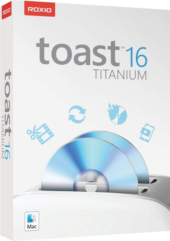 Corel Toast 17 Titanium License (1-4) -Government -ESD Win
