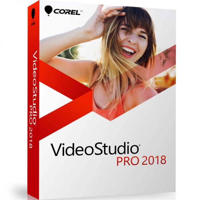 Corel VideoStudio 2018 Pro License  -Government -ESD Win