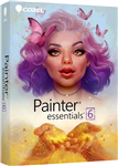 Corel Painter Essentials 6 EN/FR Mini  -Commercial -BOX Win