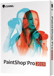 Corel PaintShop Pro 2019 Commercial Win ESD English/French/Spanish - ESD
